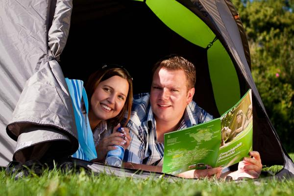 Campings en camperplaatsen